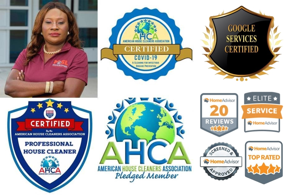 Licensed, Insured & Certified Residential and Commercial Cleaning Service in Connecticut
