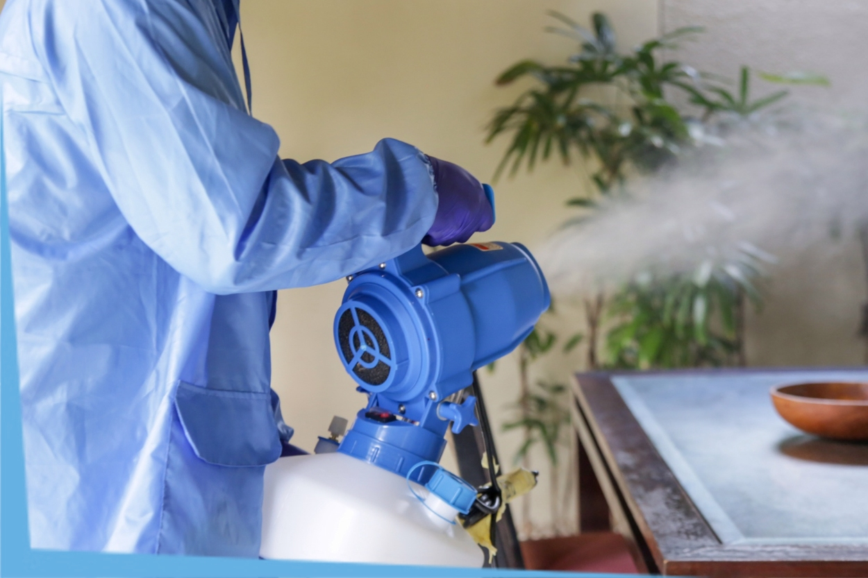 Cleaning & Sanitizing for Coronavirus Covid-19 in New Haven & Fairfield Counties, CT