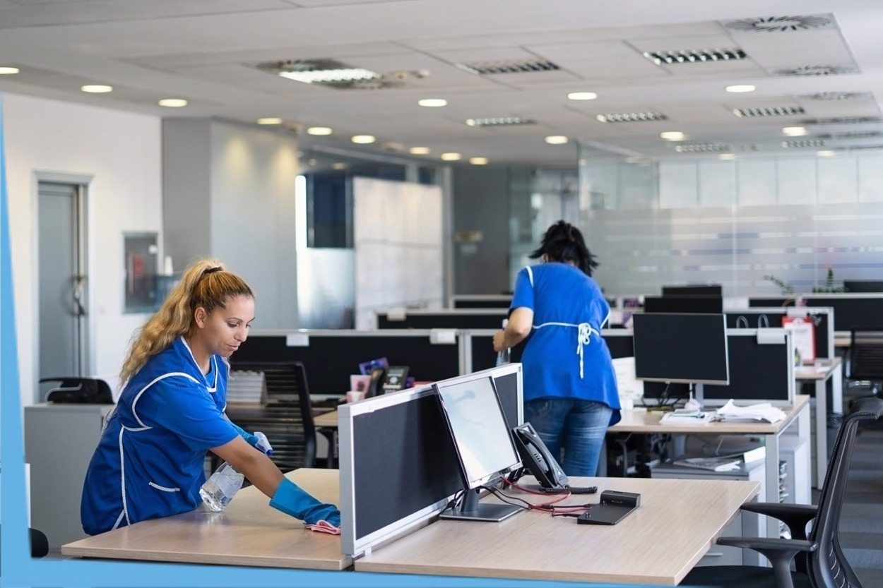 Office Janitorial & Commercial Cleaning Services