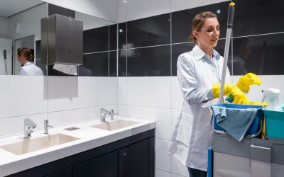 New Haven, CT | Commercial Cleaning Services | Office Janitorial Company